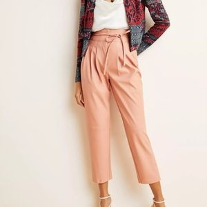 Anthropologie BlankNYC faux leather pants BNWT